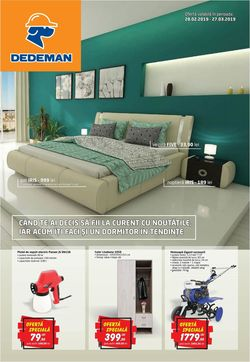 Dedeman catalog